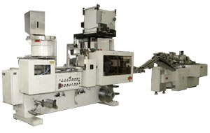 Used and refurbished blister packaging systems from Uhlmann, Bosch, Noack, Klöckner or IMA